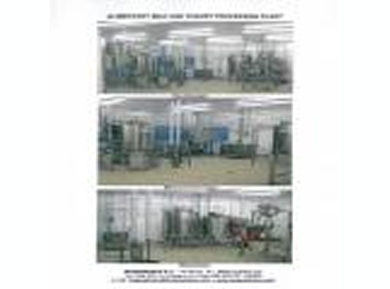 ALIMENTARY MILK AND YOGURT PROCESSING PLANT 1